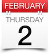Thursday February 2