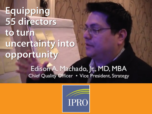 Two-Day Leadership Program for IPRO