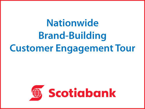 Experiential Marketing for Scotiabank