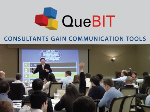 Half-day Workshop for QueBIT's Millennial Consultants