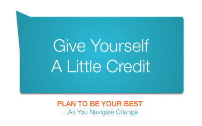 Give Yourself A Little Credit