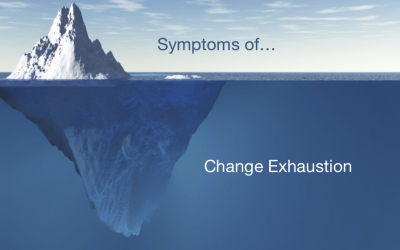 How To Triumph Over Change Exhaustion Part I