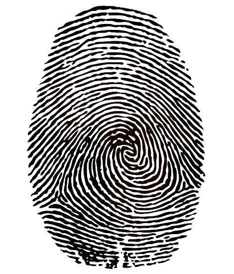 This fingerprint represents the identity of your corporate and professional brand, by Rick Cram