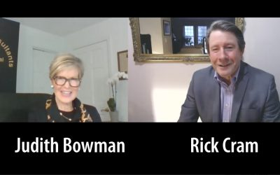 Business Protocol Expert Judith Bowman Shares Her Story with Rick Cram