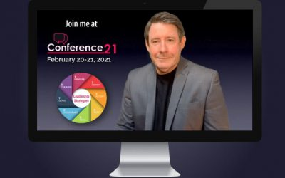 Join me at Conference 21