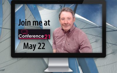 Join Me at Conference 21 on May 21-23