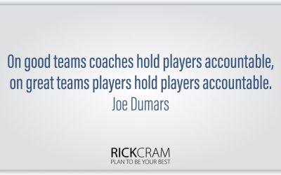 Leaders, Teams and Accountability